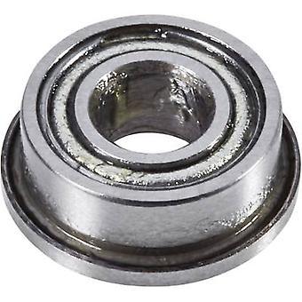 Reely spårkullagret Chrome stål inre diameter: 3 mm innerdiameter: 7 mm rotationshastighet (max.): 71000 rpm