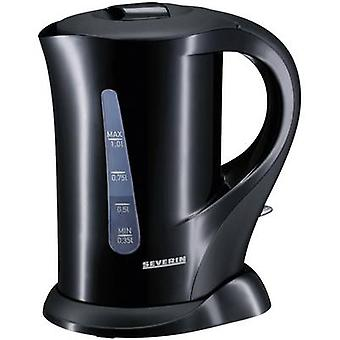 Severin WK 3363 Kettle cordless Black