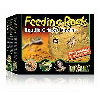 Exo Terra EXO TERRA FEEDING ROCK (Reptiles , Bowls, Feeders & Water Dispensers)