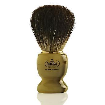 Omega 63171 Pure Badger Hair Shaving Brush