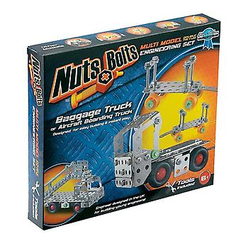 Nuts & Bolts Series 2, Aircraft Baggage and Boarding Truck