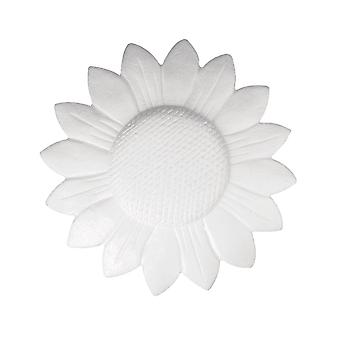 150mm Two-Sided Polystyrene Sunflower Head | Styrofoam Shapes for Crafts