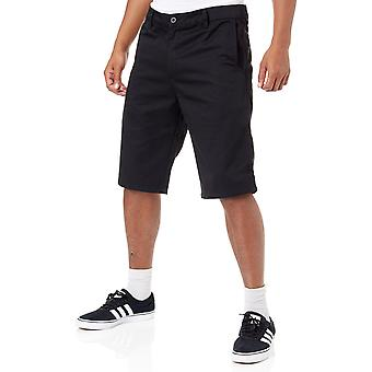 Metal Mulisha Black Chino Walkshorts