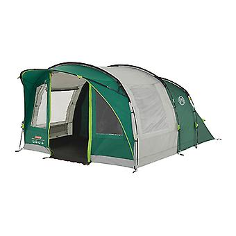Coleman Rocky Mountain Plus 5 Family Tunnel Tent - Green/Grey