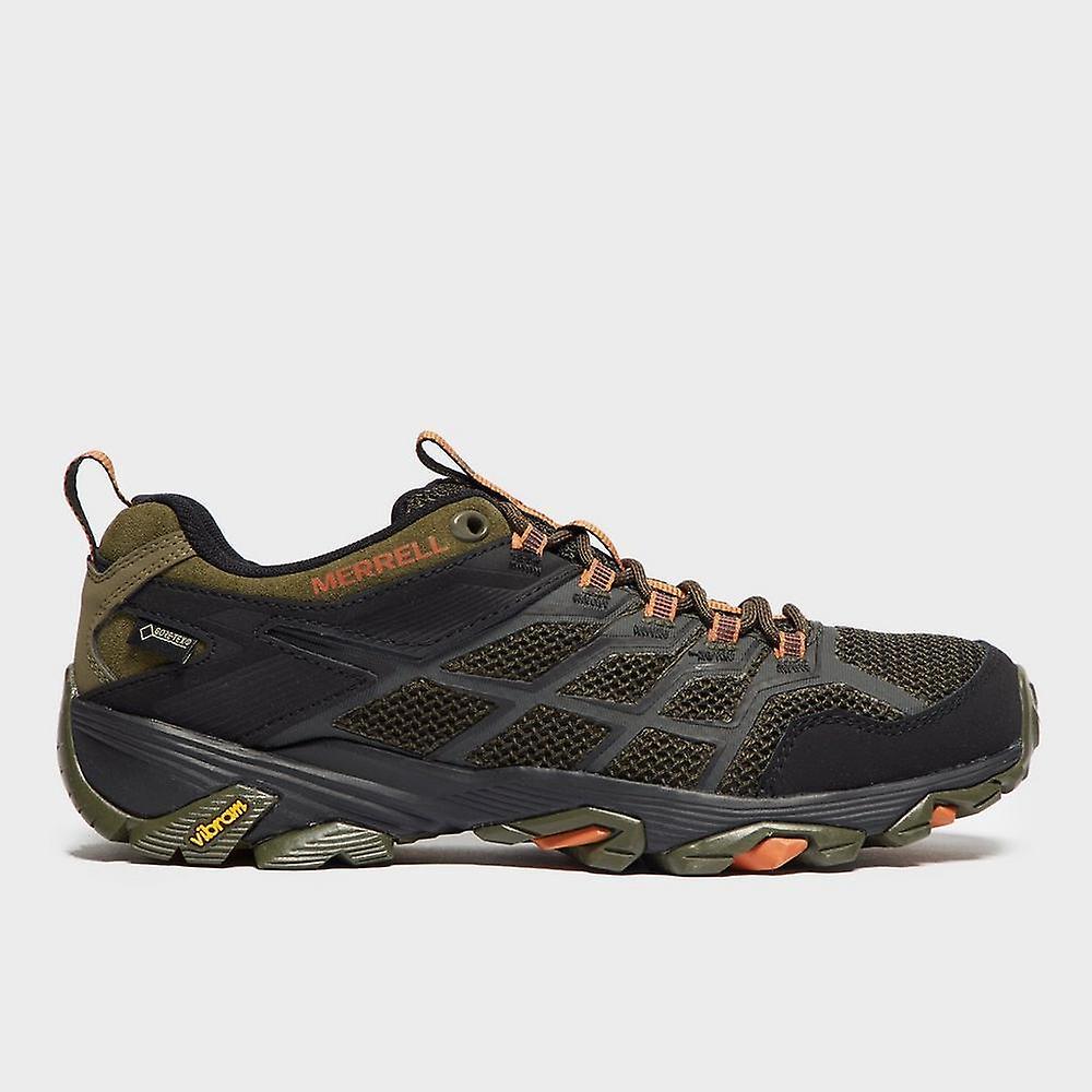 New Merrell Men& 039;s FST 2 GORE-TEX® chaussures de randonnée Olive
