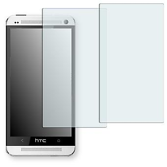 HTC M7 display protector - Golebo crystal clear protection film