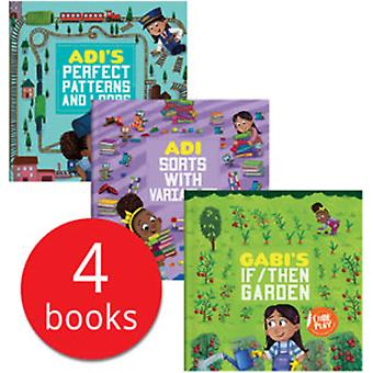 Code Play Collection - 4 Books