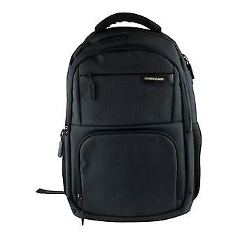 15.6 inch Laptop Backpack/USB port, large capacity-Black