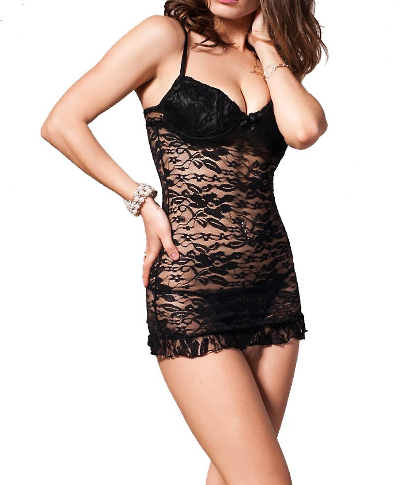 Waooh 69 - Lace Babydoll pThis