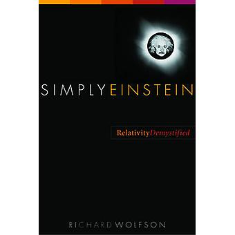Simplesmente Einstein - relatividade desmistificada por Richard Wolfson - 97803933