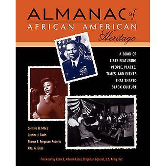 Almanach African American Heritage - Chronik von Johnnie H. Miles - 9