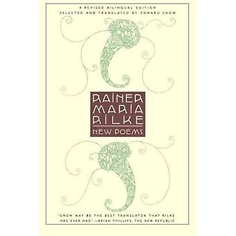 New Poems by Rainer Rilke - 9780865476127 Book