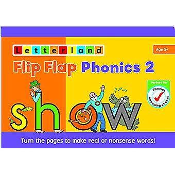 Flip Flap Phonics 2 (Letterland) by Lyn Wendon - 9781782481447 Book