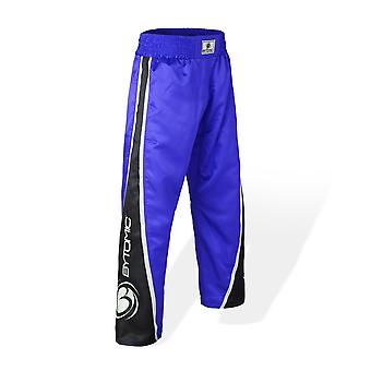 Bytomic V3 adulto Team Kickboxing calça azul/preto