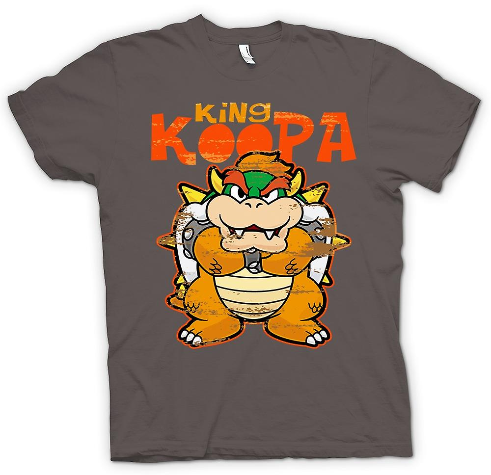 T-shirt - Re Koopa - Super Mario