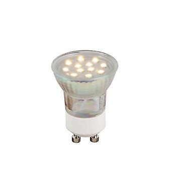 Lucide ampoule LED Gu10 moderne en verre Transparant ampoule LED