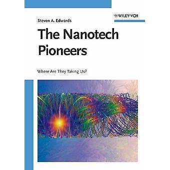 De pioniers Nanotech - waar ze ons nemen? door Steven A. Edwards