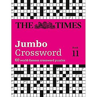 The Times 2 Jumbo Crossword Book 11 (Crosswords)