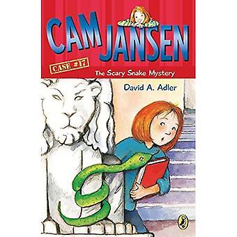 The Scary Snake Mystery (Cam Jansen)