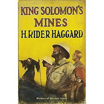 Mines du roi Salomon (Headline examen Classics)