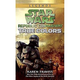 Sanna färger (Star Wars: Republic Commando)