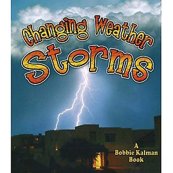 Changing Weather : Storms