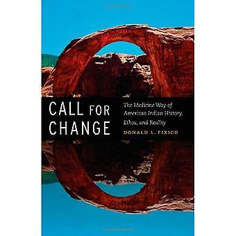 Llamada para el cambio