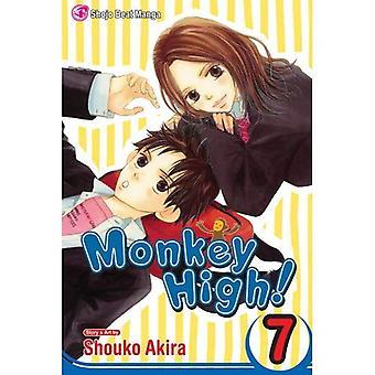 Monkey High!, Volume 7