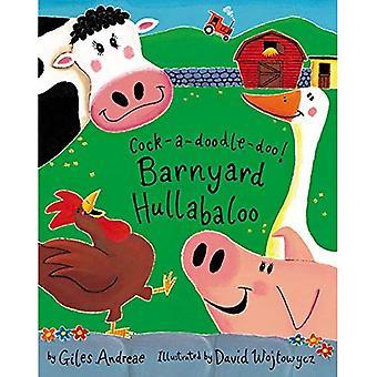 Högt! Barnyard rabalder (Tiger Tales)