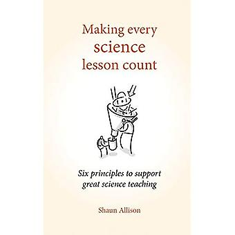 Making Every Science Lesson Count: Six principles to support great teaching and learning