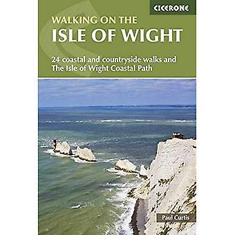 Marcher sur l'île de Wight