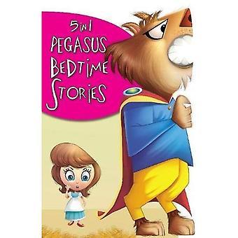 5 in 1 Pegasus Bedtime Stories