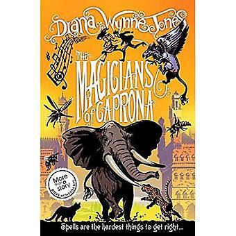 The Magicians of Caprona (The Chrestomanci Series)