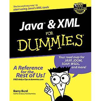 Java XML pour les nuls par Burd & Barry