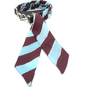 حزام الكتف جلدية متعددة الألوان فيندي