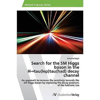 Sök efter SM Higgsbosonen i kanalen H TaulepTauhad förfall av Nagel Johanna