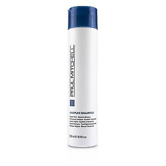Paul Mitchell Awapuhi Shampoo (Original Wash - Balances Moisture) - 300ml/10.14oz