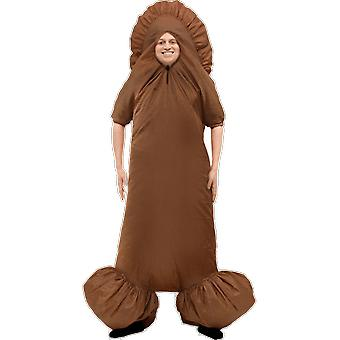 Mens Inflatable King Ding Penis Willy Stag Night Fancy Dress Costume