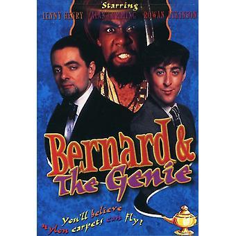 Bernard & the Genie [DVD] USA import