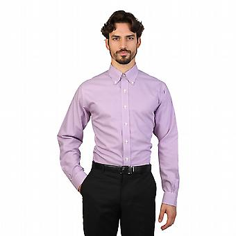 Brooks Brothers Shirts 100044442 Men Violet