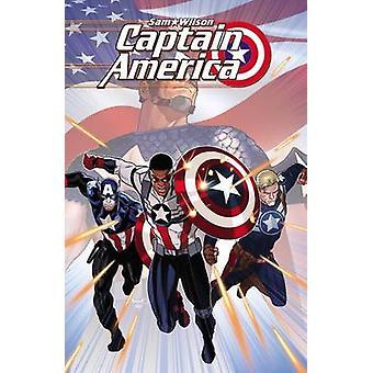 Captain America - Sam Wilson Vol. 2 - Standoff by Daniel Acuna - Paul