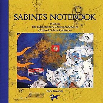 Sabine's Notebook by Nick Bantock - 9780811801805 Book