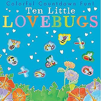 Ten Little Lovebugs by Tiger Tales - 9781680104172 Book