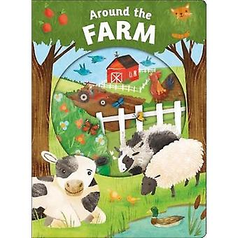 Look Closer Around The Farm by Roger Priddy - 9781783417056 Book