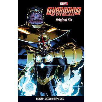 Guardians of the Galaxy - Vol. 4 by Brian Michael Bendis - Ed McGuinne