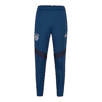 2019-2020 Bayern Munich Adidas Training Pants (Night Marine) - Kids