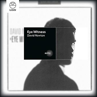 Newton / Green / Ganley - Eye Witness [CD] USA import