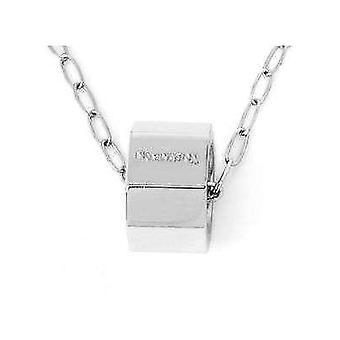 Nomination Italy Screw Cap Stainless Steel Necklace (Silver)