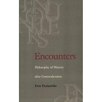Begegnungen: Geschichtsphilosophie nach der Postmoderne