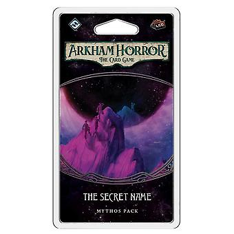 Arkham Horror The Card Game The Secret Name Mythos Expansion Pack For Card Game
